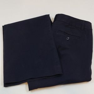 BODY BY VICTORIA SLACKS FLAT FRONT THE CHRISTIE FI